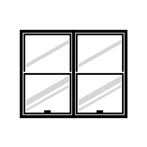 2-Wide Windows