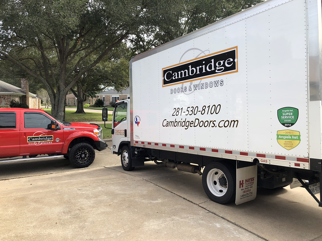 Texas' Best Little Door Place proudly serving Houston and Surrounding areas