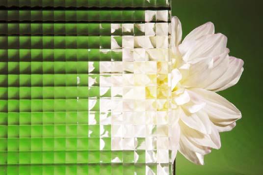 Cross Reed Glass Texture