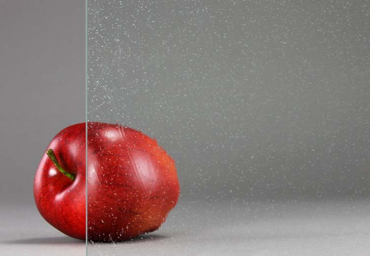 Wissmach Seedy Glass Texture