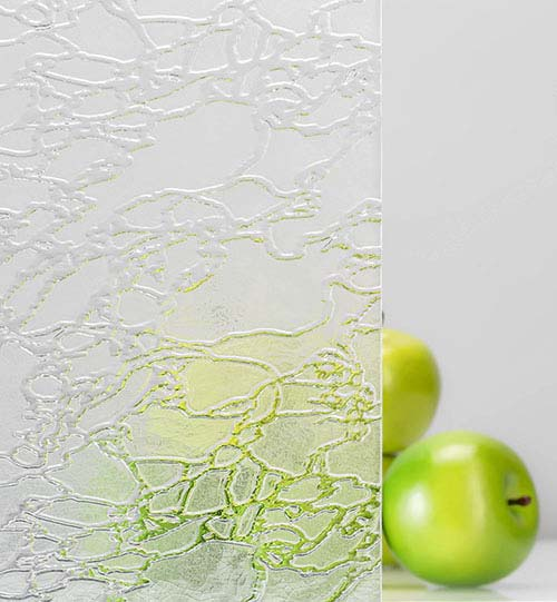 Delta Frost Glass