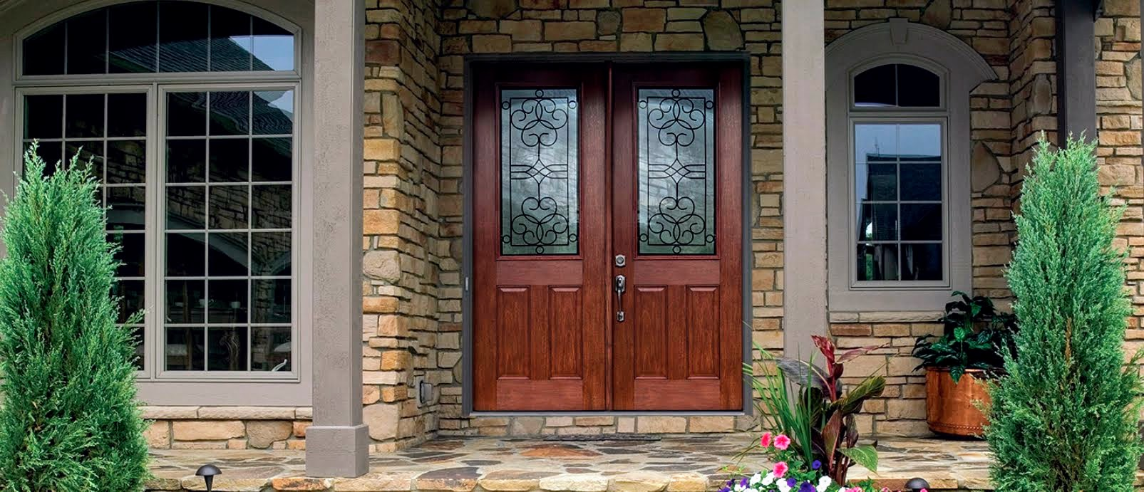 Houston Quality Fiberglass Doors