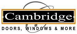 Cambridge Doors, Windows & More Logo