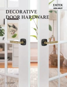 Hardware options for doors in Houston
