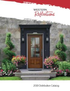 Western Reflections catalog