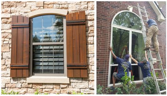 professional replacement windows houston