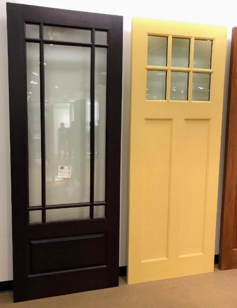 Craftsman Fiberglass doors