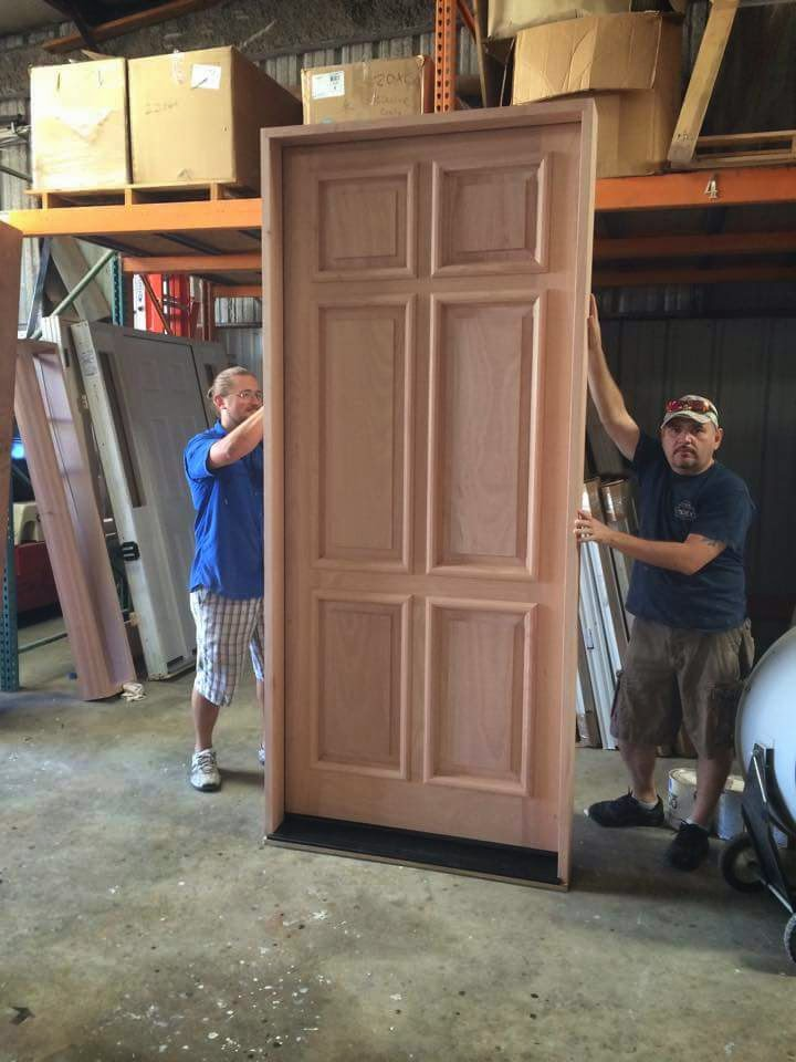 Custom Designed Doors and Complete Custom Entryway System Specialists