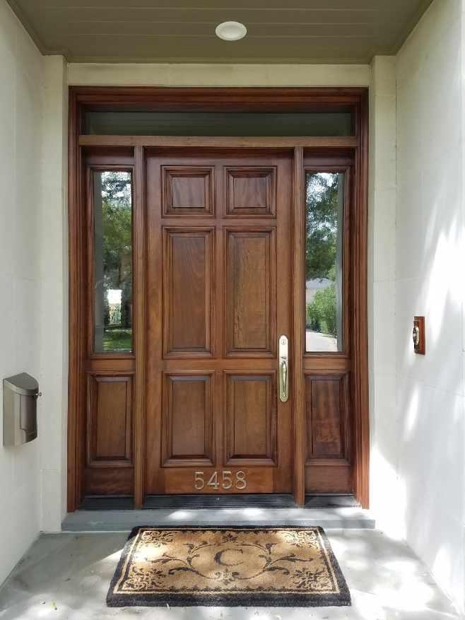 Custom Designed Doors and Complete Custom Entryway Systems...