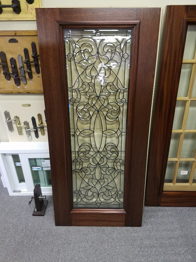 Florence Full View Glass Door Slab