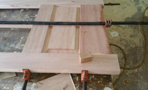 custom door production