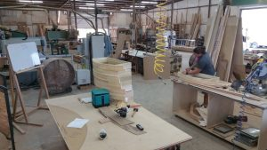 Texas custom door transom production