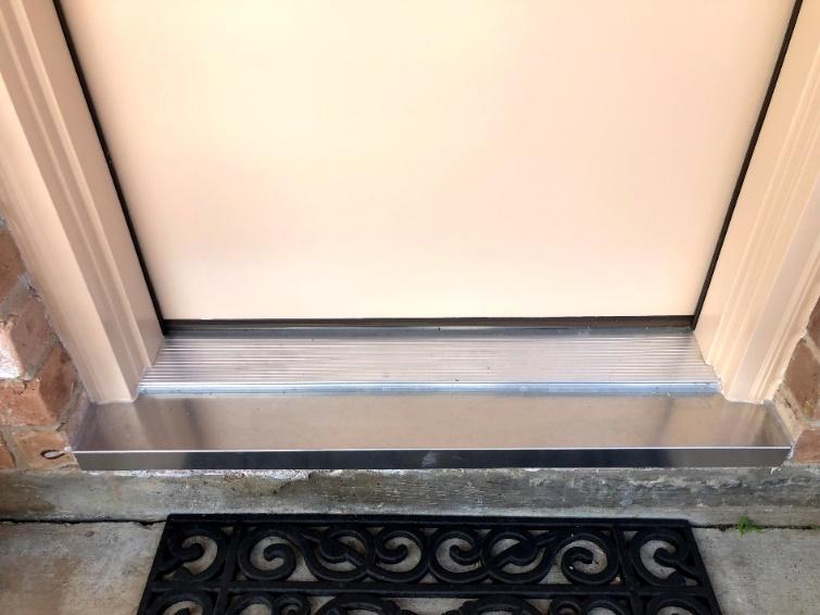 Cambridge Fiberglass Heavy Duty Pre Hung No Rot Door, Frame, & Trim