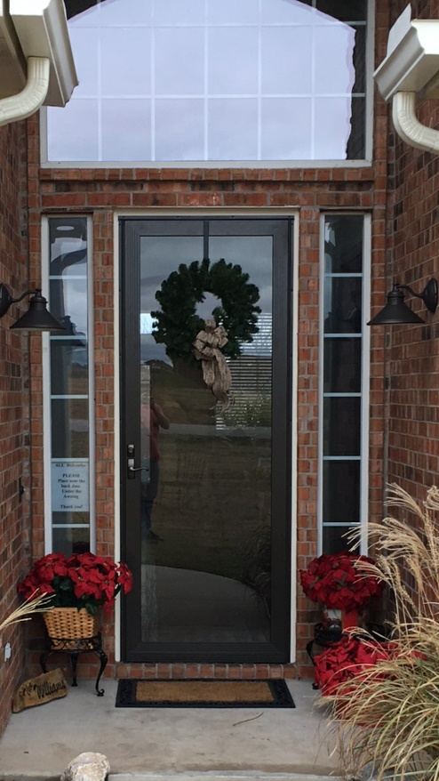 Quality Storm Doors for Houston homes