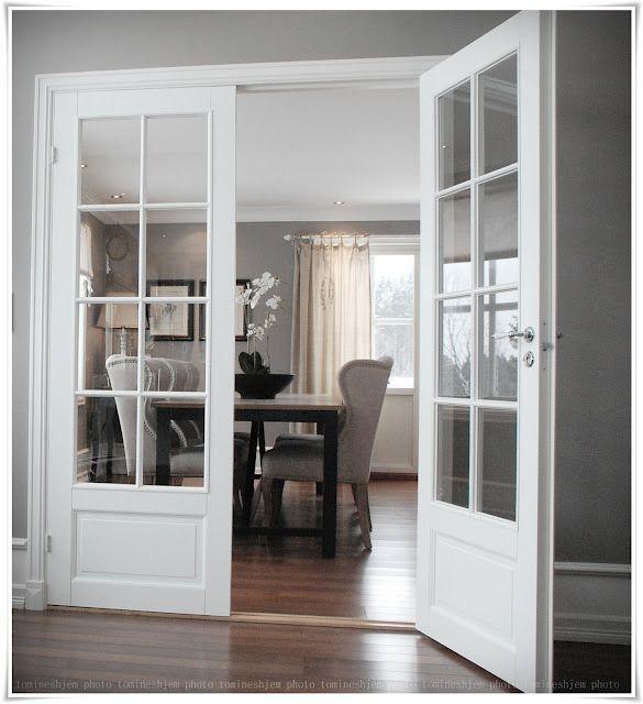 Custom room divided lite dining room doors 6-6-2019